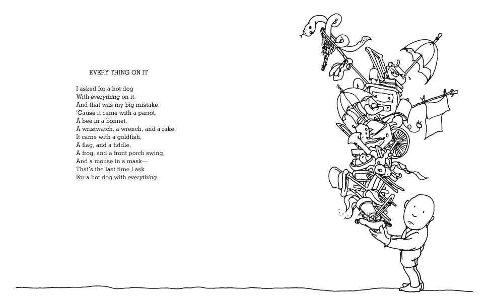 Shel Silverstein Poems: Shel Silverstein's Poems Live On In 'Every Thing' : NPR