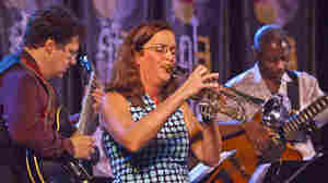 The Sarah Wilson Quintet at the 2011 Monterey Jazz Festival.