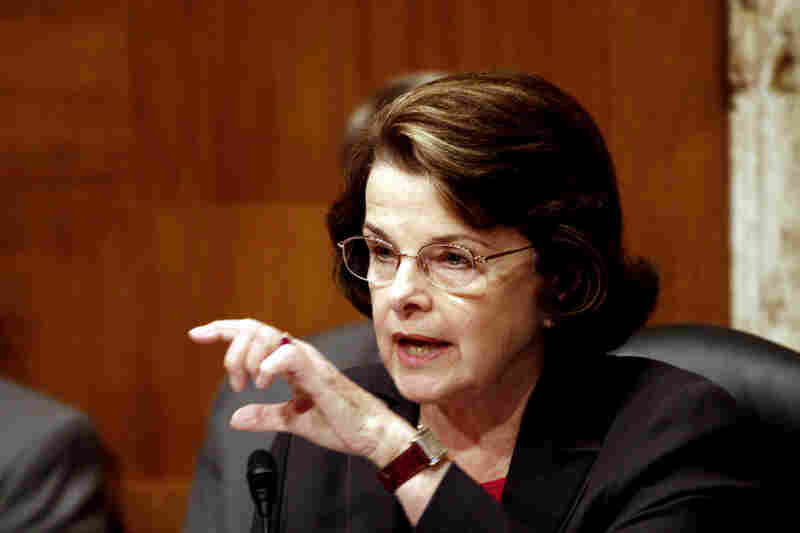 11. Sen. Diane Feinstein (D-CA): $77,082,134 (Harry Hamburg/AP).