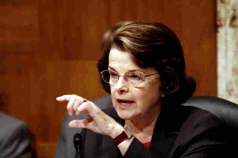 11. Sen. Diane Feinstein (D-CA): $77,082,134 (Harry Hamburg/AP).