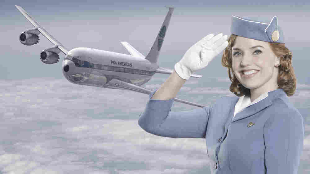 Kelli Garner is one of the stars of ABC's nostalgic Pan Am.