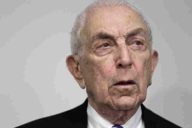12. Sen. Frank R. Lautenberg (D-NJ): $76,886,611 (J. Scott Applewhite/AP).