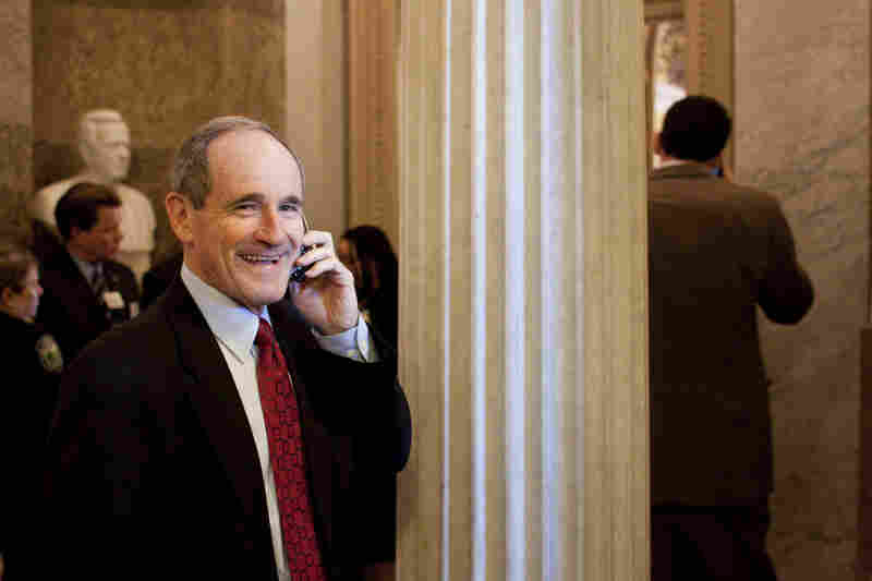 8. Sen. James Risch (R-ID): $109,034,052 (Harry Hamburg/AP).