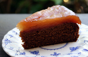 Honeyed Gingerbread With A 20-Hour Apple Terrine