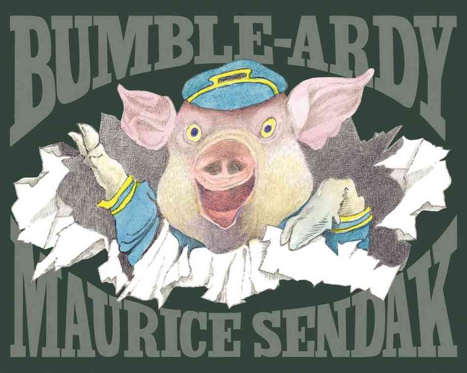 Bumble-Ardy, Sendak's first children's book in 30 years, is based on an concept he developed in the early 1970s, while working on a Sesame Street animated short with Jim Henson. The short cartoon was about a boy who invites nine pigs over for his birthday party while his mother is at work.