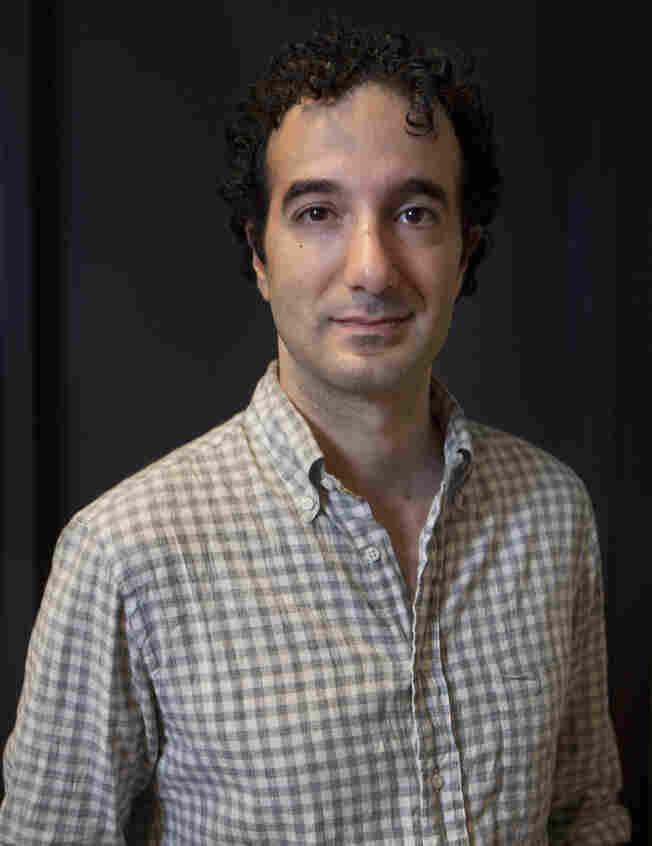 Jad Abumrad.