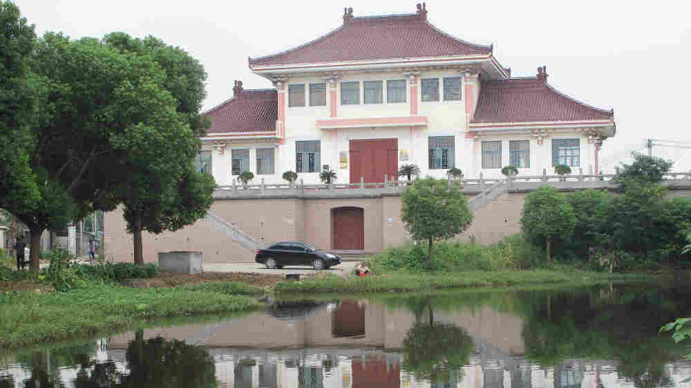 Chinese officials announced on Aug. 22 that the large city of Chaohu in eastern China no longer existed. The move caught residents by surprise. Chaohu's museum, shown here, houses a Han dynasty tomb, and the city is known for its huge freshwater lake.