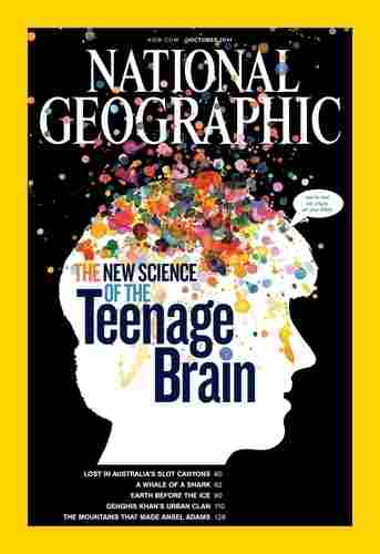 TOTN is at National Geographic today, to discuss what we know about the teenage brain, and the inherent risks of scientific exploration.