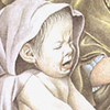 "Detail from ""Mommy"" by Maurice Sendak"