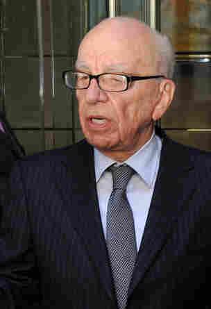 Rupert Murdoch in July.