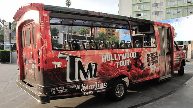 "The TMZ Tour promises ""Secrets a"
