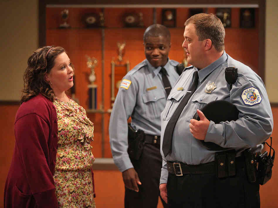 In the CBS series Mike & Molly, Molly Flynn (Melissa McCarthy) and Mike Biggs  (Billy Gardell) show a healthy intimate relationship. While many  obese people lead happy and healthy sex lives, therapists  are seeing more obese people who say their intimate lives are suffering  because of their weight.