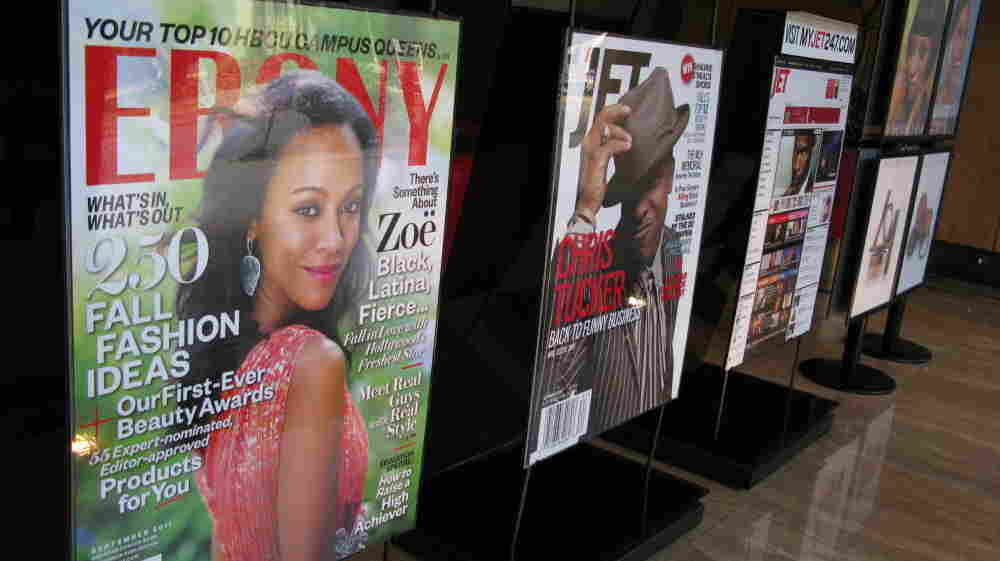 Circulation figures for Johnson Publishing's flagship Ebony and Jet magazines are up substantially in recent months.