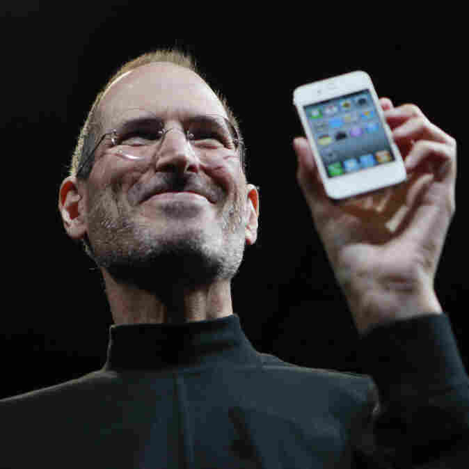 Steve Jobs, Poet Of Computer World, Dies
