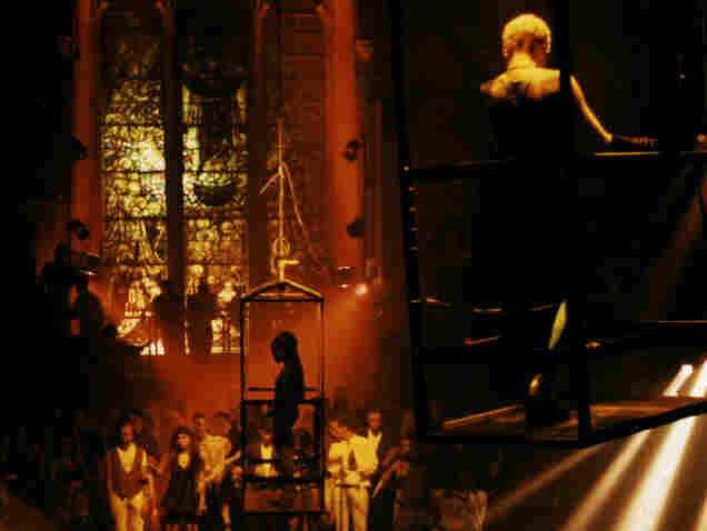 The club from which Billy Corben's documentary takes its name was originally a 19th-century Episcopal church. The cage dancers were a Gatien-era innovation.