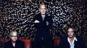R.E.M.'s new album is Collapse into Now.