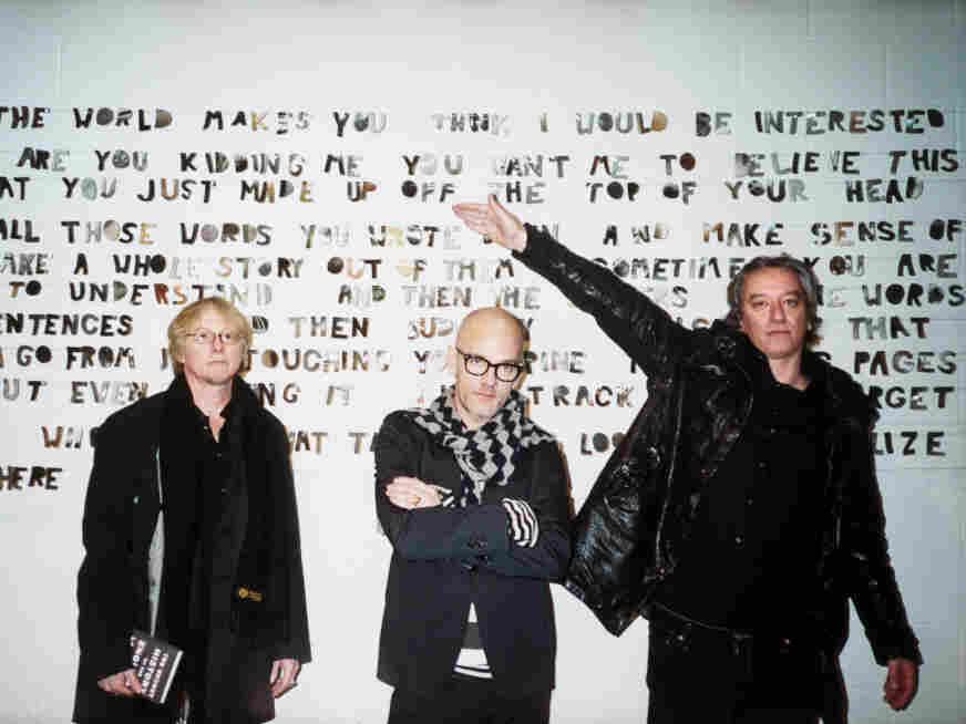 R.E.M.'s 15th studio album, Collapse Into Now, was released in March.