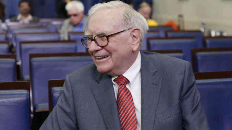 "One part of the president's deficit-reduction plan, the ""Buffet rule,"" is named after  billionaire Warren Buffett who says high-income earners like him should pay more  in taxes."