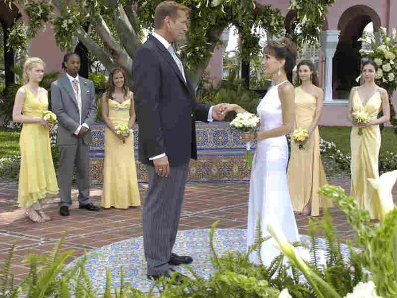 All My Children characters Erica Kane (Susan Lucci) and Jackson Montgomery (Walt Wiley) married in 2005. It was Kane's 10th marriage.