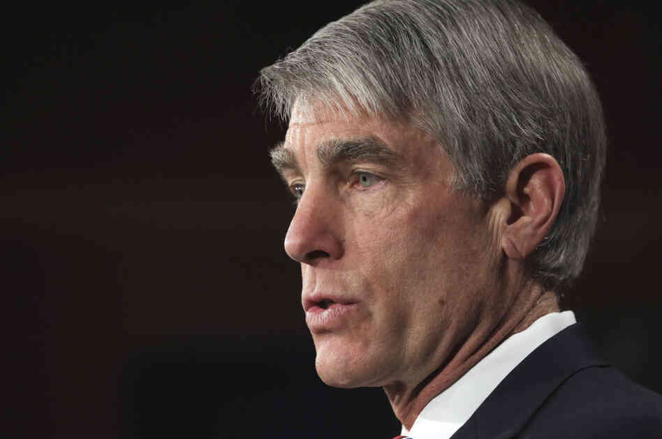Sen. Mark Udall (D-CO).