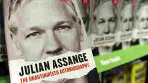 Copies of the book Julian Assange: The Unauthorized Autobiography lined the shelves of a store in central London on Thursday.