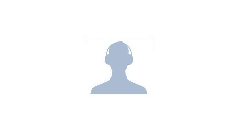 Screengrab of the Facebook Music profile picture.