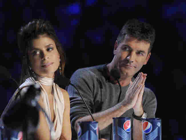 Judges Simon Cowell and Paula Abdul are back in the new NBC reality show, The X-Factor.