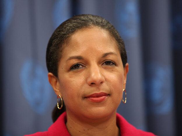 Ambassador Susan Rice.