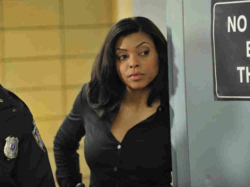 Taraji P. Henson is a rare woman of color on a fall network show, on CBS's Person Of Interest.