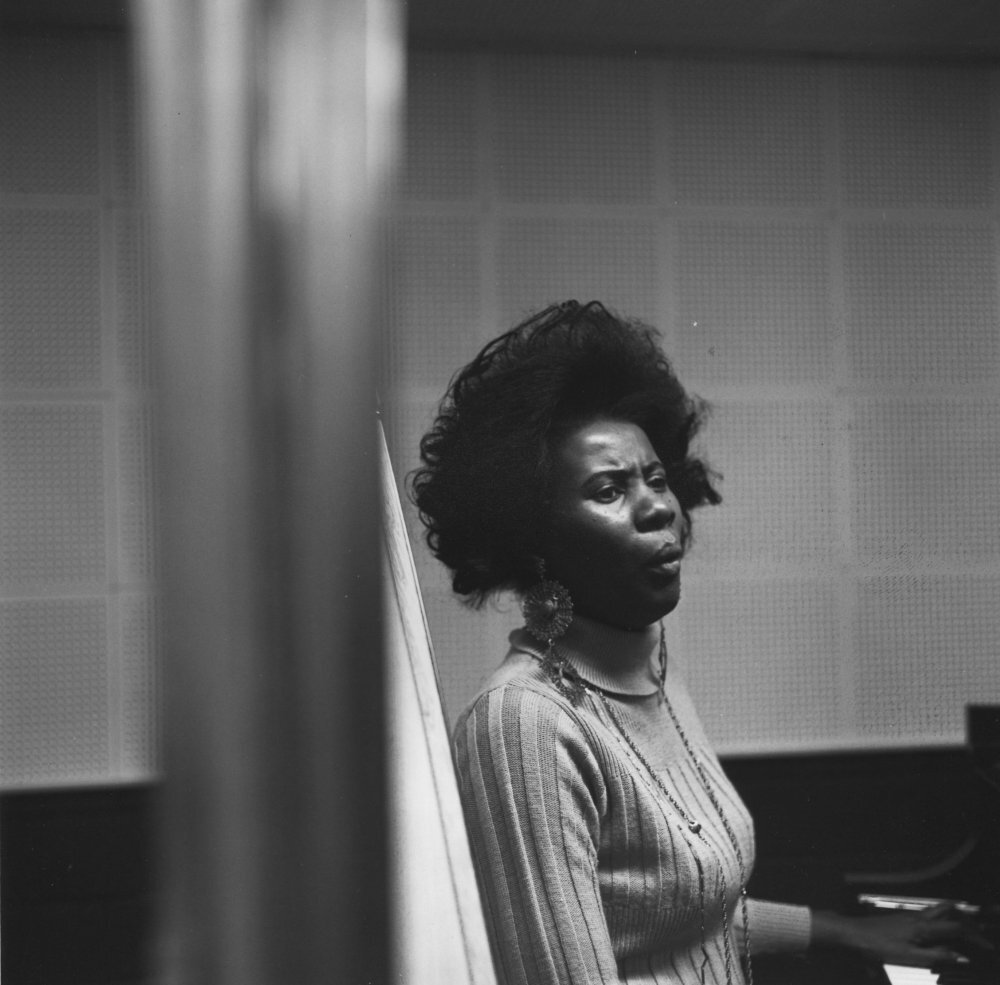 Alice Coltrane On Piano Jazz