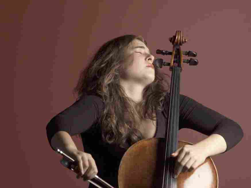 "Cellist Alisa Weilerstein, one of the newest MacArthur ""geniuses."""