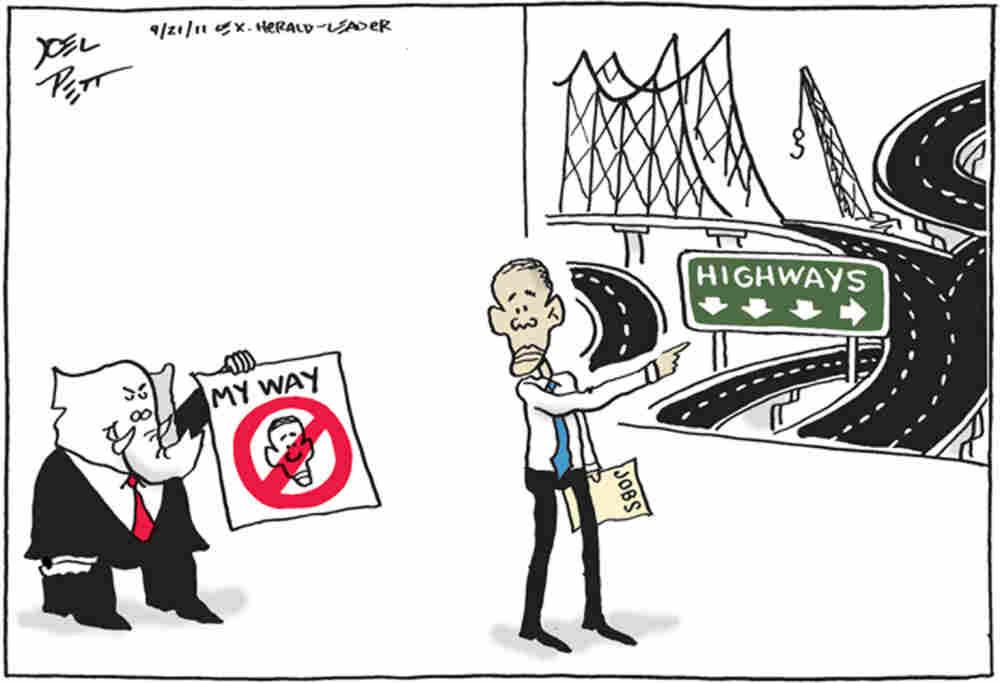 cartoonistgroup.com/CartoonArts Int'l/NY Times