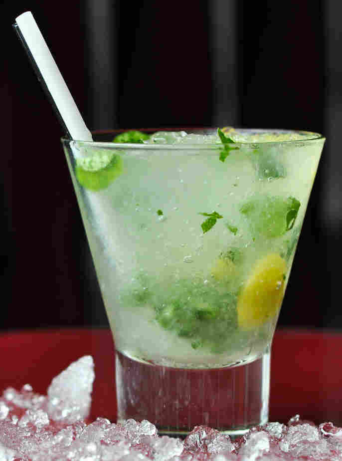 Curry Leaves Mojito