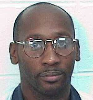 Death row inmate Troy Davis in an  undated photo released by the Georgia Department of Corrections.