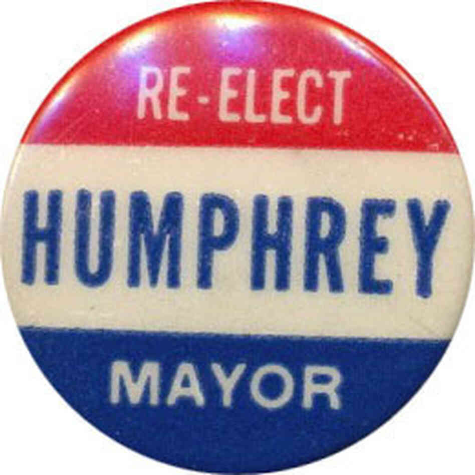 Humphrey began his political career with his election as mayor of Minneapolis in 1945.
