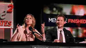 """Christina Hoff Sommers and David Zinczenko argued against the motion that """"Men Are Finished"""" in an Intelligence Squared U.S. debate on Sept. 20."""