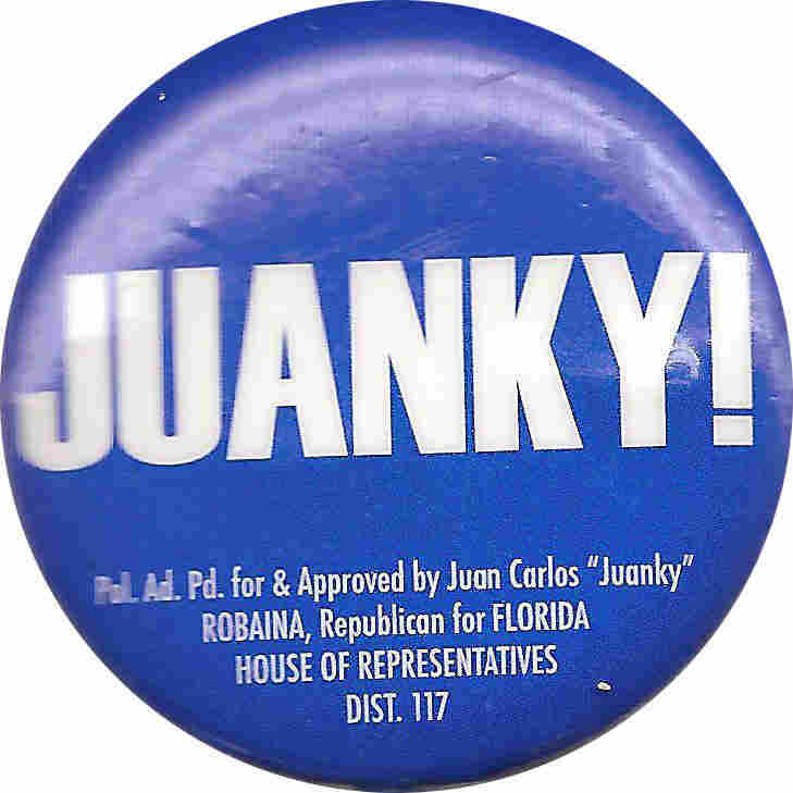 juanky button