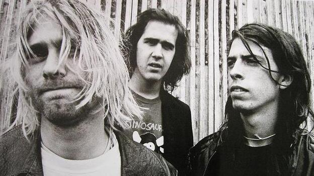 """Twenty years ago, hearing Nirvana's """"Smells Like Teen    Spirit"""" for the first time felt like an out-of-body experience. (Courtesy of the artist)"""