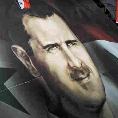 Pro-Assad 'Army' Wages Cyberwar In Syria