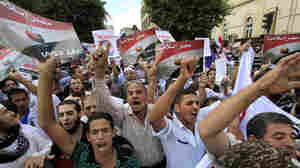 In Egypt, Mubarak-Era Emergency Law To Stay