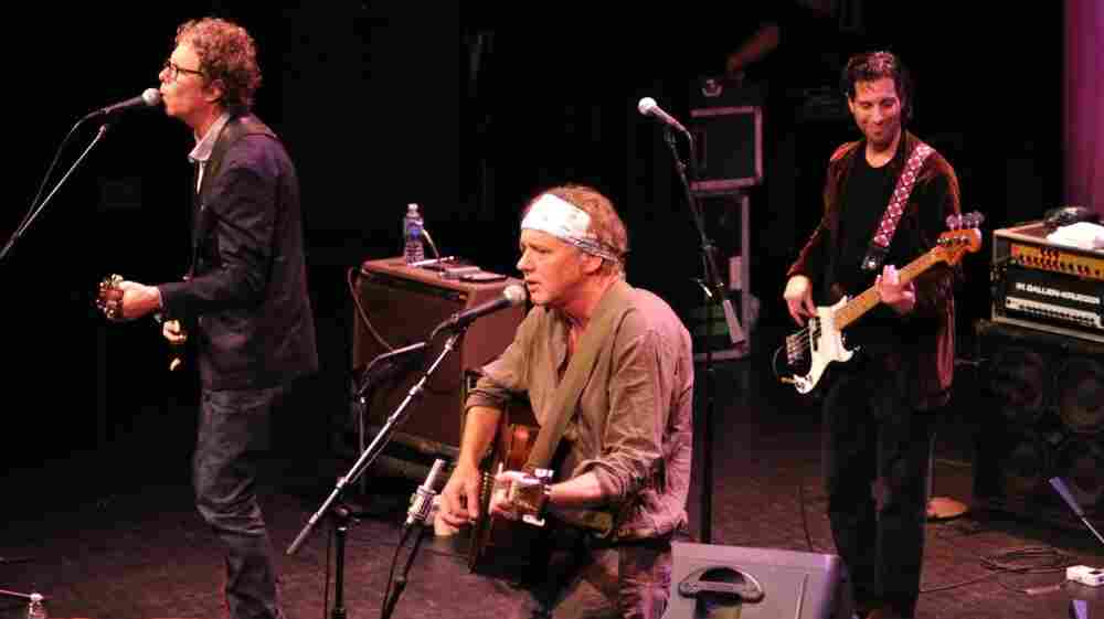 The Jayhawks perform at the Fitzgerald Theater in St. Paul, Minn. (1)