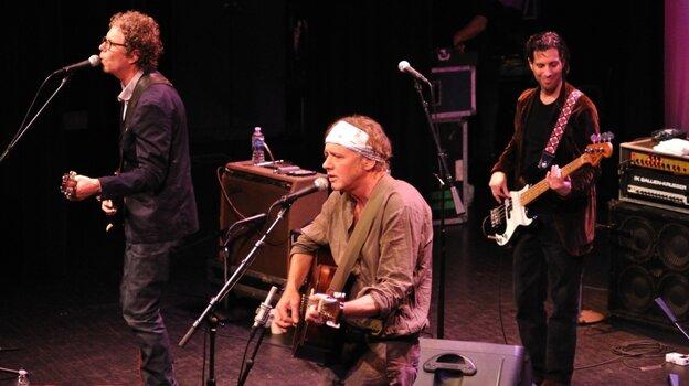 The Jayhawks perform at the Fitzgerald Theater in St. Paul, Minn. (1)