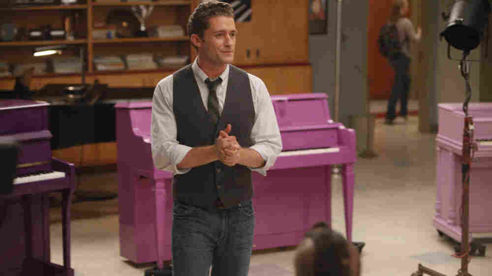 Matthew Morrison and the rest of the cast of Glee are up against the wall after a very soft premiere episode last week.