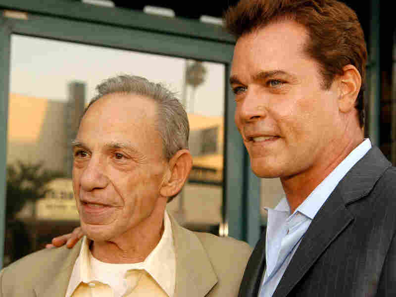 Ex-mobster Henry Hill (left, with Ray Liotta, who played him in the movie GoodFellas) met for a little Italian on the occasion of a DVD release. Hill is the central figure in Wiseguy, the 1986 Nicholas Pileggi book that became the movie; a 25th-anniversary edition is out with a new foreword from director Martin Scorsese.