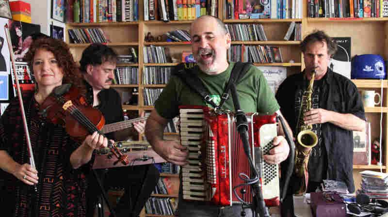 The Klezmatics: Tiny Desk Concert