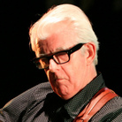 Nick Lowe performs at Merriweather Post Pavilion.