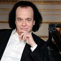 Pianist Cyprien Katsaris.