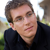 Pianist Gilles Vonsattel.