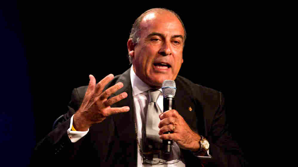 Muhtar Kent, Chairman and CEO of The Coca-Cola Company, speaks during the seventh annual meeting of the Clinton Global Initiative (CGI) in New York City.