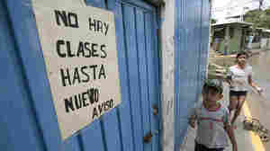 Education Is Latest Casualty In Mexico's Drug War